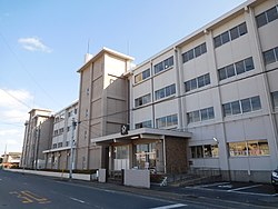 Tsuchiura 1st Junior High School 2017.jpg