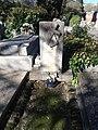 Tumba de Francisco de Paula Ruet, cementerio civil de Madrid.jpg