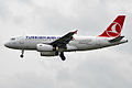 Turkish Airlines, TC-JUB, Airbus A319-132 (16268653978).jpg