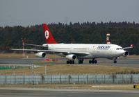 TC-JDN - A343 - Turkish Airlines