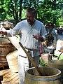 Turku Medieval Market, making beer.jpg