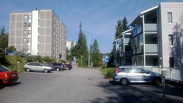 Jyväskylä Asuinalueet