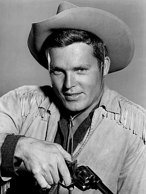 Ty Hardin - Hardin in Bronco, 1958