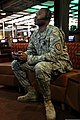 U.S. Army Spc. Wesley Wallace-Sipp, intelligence analyst with 3rd Battalion, 38th Cavalry Regiment, 201st Battlefield Surveillance Brigade, storms the virtual battlefield with a game controller 130523-A-AU369-006.jpg