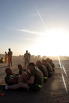 united states marine corps physical fitness test wikipedia