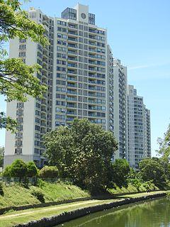 Havelock City Residential buildings in Colombo, Sri Lanka