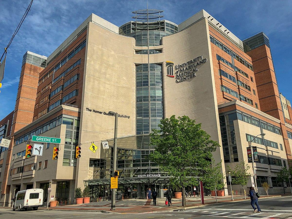 University of Maryland Medical Center - Wikipedia