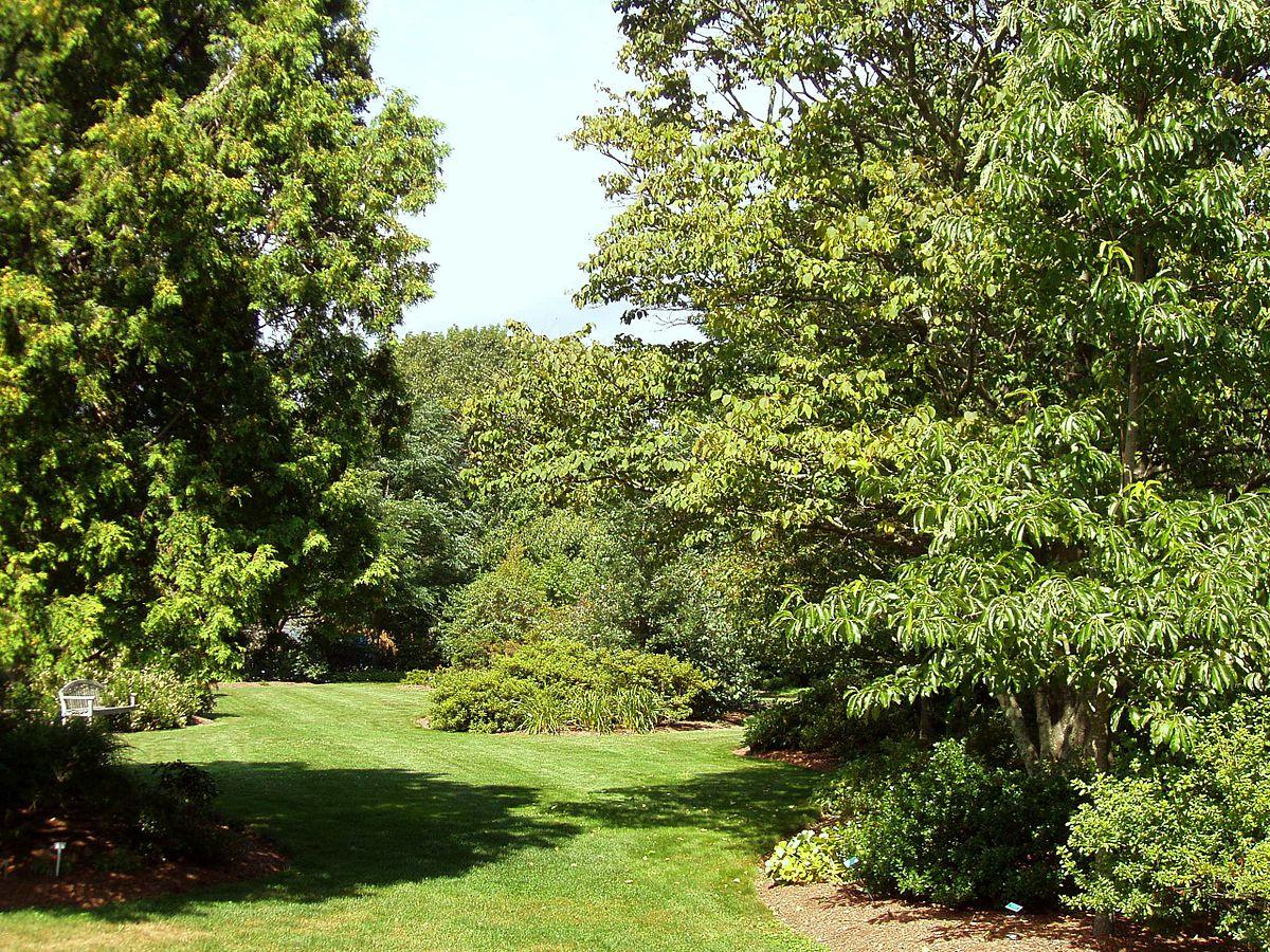 university of rhode island botanical gardens and everett p christopher arboretum wikipedia