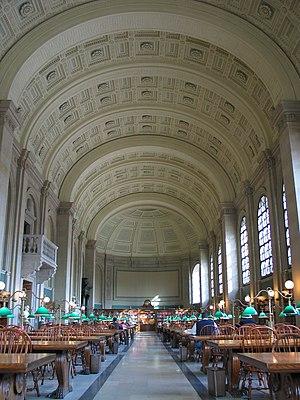 Joshua Bates (financier) - Image: USA Boston Public Library 1 MA