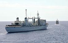 HMCS Protecteur (AOR 509) - Wikipedia