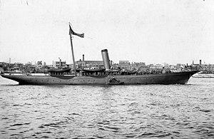 USS Gloucester (1891) - Image: USS Gloucester
