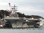 USS Ronald Reagan in port at Yokosuka.jpg