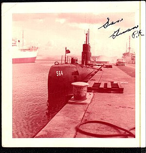USS Trigger (SS-564) - USS Trigger - San Juan, Puerto Rico
