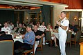 US Navy 051007-N-3271W-004 Commander, U.S. Pacific Fleet, Adm. Gary Roughead answers guest's questions at a luncheon hosted by regional councils of the Navy League.jpg