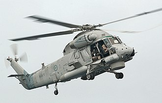 Kaman SH-2G Super Seasprite - A Royal New Zealand Navy SH-2G