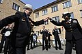 US Navy 100509-N-5716H-499 Chief Yeoman Roszetta Dean dances with a Russian veteran to music of the U.S. 7th Fleet Band.jpg