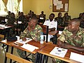 US Navy 110725-N-JL721-081 Students from the Tanzanian and Ugandan navies listen to a maritime intelligence class lecture.jpg