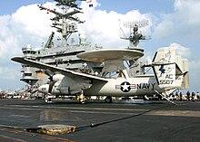 Northrop Grumman E-2A/B/C/D Hawkeye