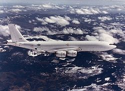 E-6 Mercury ve službách US Navy