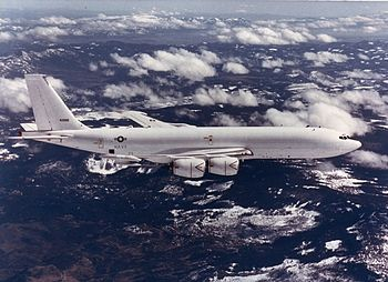 US Navy E-6 Mercury