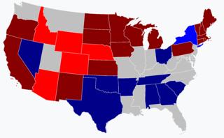 1918 United States gubernatorial elections