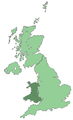 Uk map only wales.png