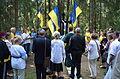 Ukrainian Delegation in Levashovo Memorial Cemetery 32.JPG