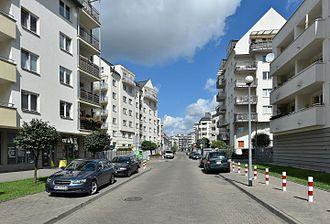 Ursynów - Ursynów is a primarily residential district