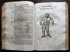 Ulisse Aldrovandi - Monstrorum Historia