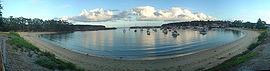 Ulladulla harbour pano