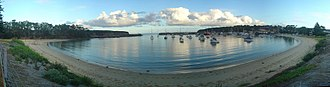 Ulladulla, New South Wales - Panorama of Ulladulla Harbour