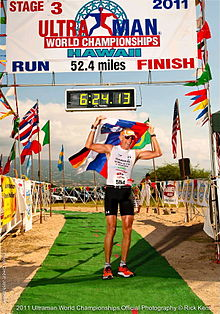 d960f615a726b The fastest runners will complete the 52.4 mile double marathon under seven  hours