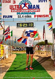 Ultraman (endurance challenge) - Wikipedia
