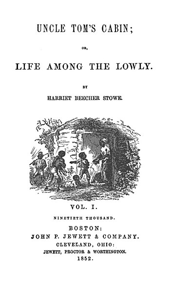 File:Uncle toms cabin first edition.jpg