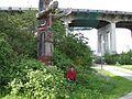 Under the Buurrard Bridge vancouver , canada - panoramio.jpg