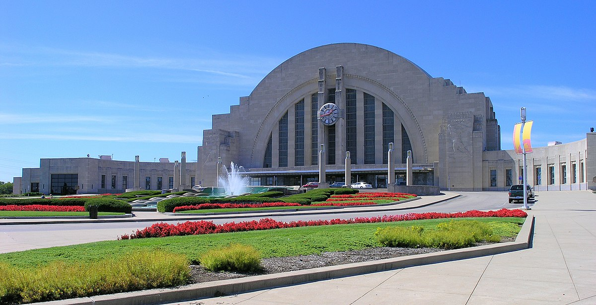 Cincinnati Museum Center At Union Terminal Wikipedia