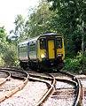 Unit 156422 approaching Somerleyton station - geograph.org.uk - 1505983.jpg
