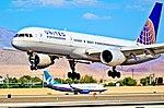 United Airlines N542UA (cn 25276-396) Boeing 757-222 (6177201048).jpg