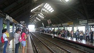 United Nations LRT station - Image: United Nations LRT Station in Ermita, Manila
