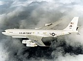 United States Air Force Northrop Grumman E-8 Joint STARS in flight.jpg
