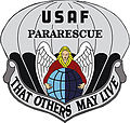 "United States Air Force Pararescue Emblem ""That Others May Live"".jpg"