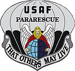 United States Air Force Pararescue Emblem