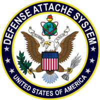 Seal of the Defense Attaché System