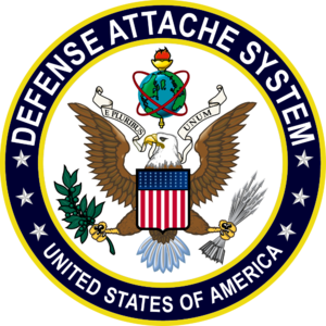 Defense Attaché System - Image: United States Defense Attaché System