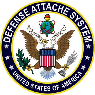 Defense Attaché System - Seal of the Defense Attaché System