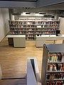 Universität Wien, Fachbibliothek Publizistik- und Kommunikationswissenschaft, UG1.jpg