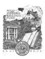 University of Rochester Kellogg Fund bookplate.png