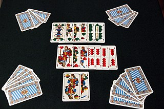 Domino (card game) card game