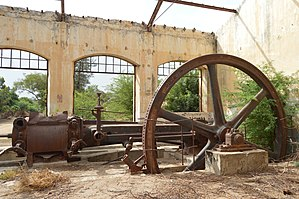 Timeline of Saint-Louis, Senegal - Image: Usine des Eaux de Mbakhana 16