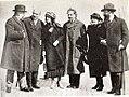 Ussishkin Weizmann Einstein Mossenson April 1921.jpg